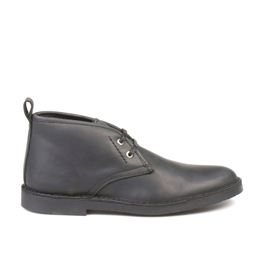 Aviz Desert Boot Black (1)