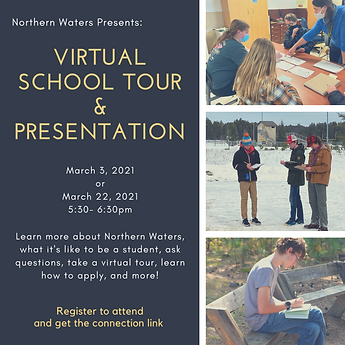 Website- March NWES Open House 2021 Invi