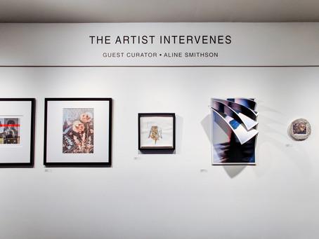 THE ARTIST INTERVENES • DOCUMENTATION