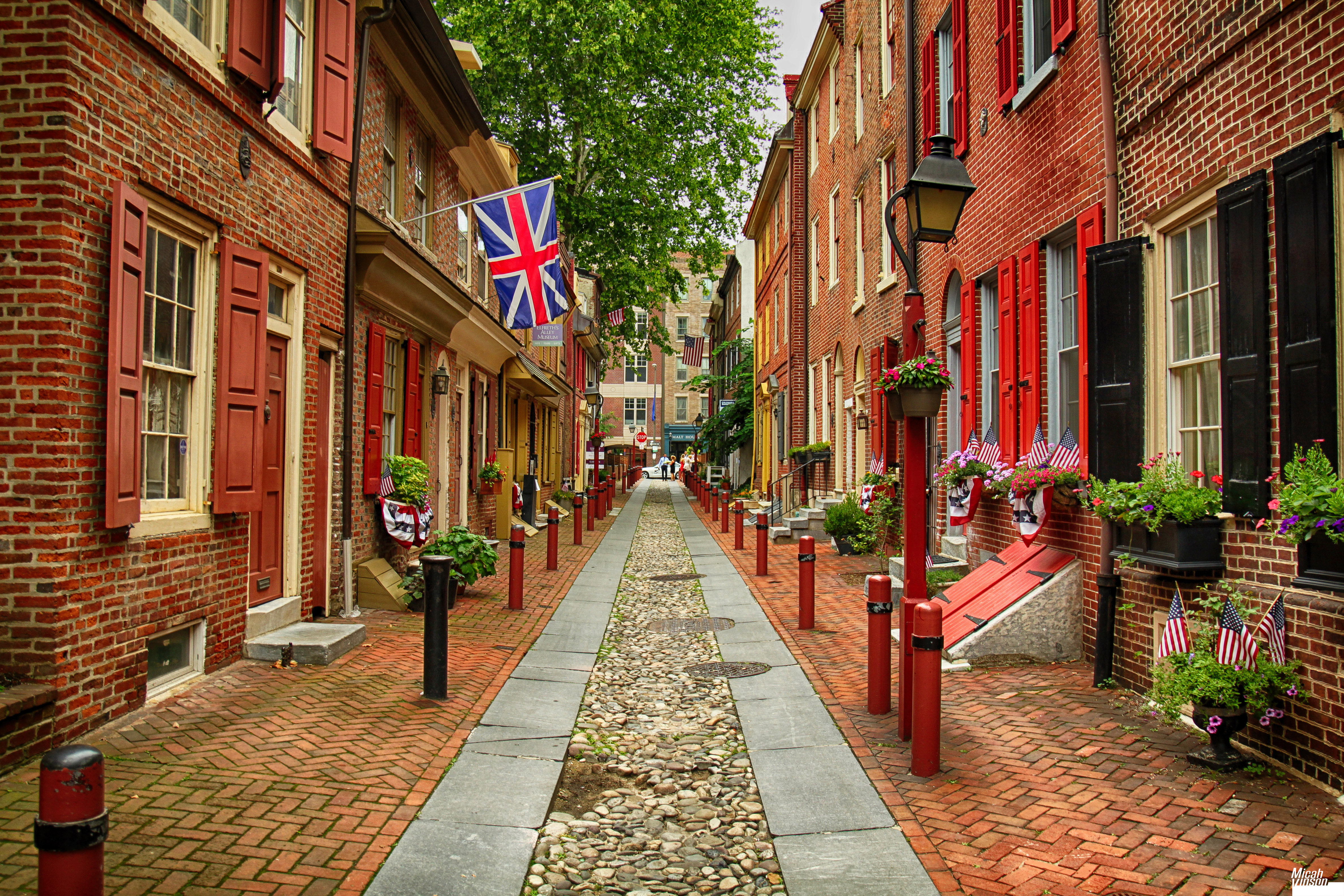Old Philly Street