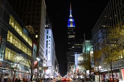 Midnight on 34th Street