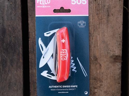 Felco Schweizer Taschenmesser 505