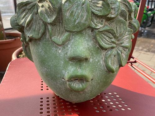 Keramik Blütenkopf