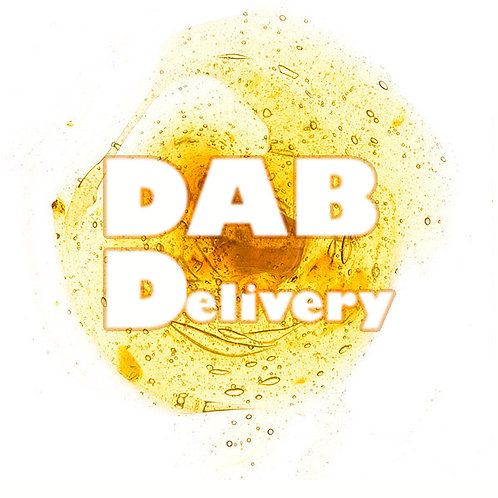 Dab Logo Circle Sticker
