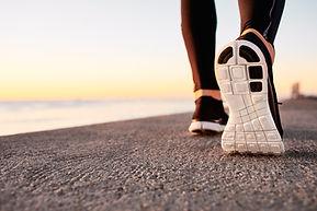 Runner post sports chiro adjustment