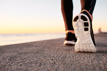 """Power Walking"",Mantente en Forma Caminando a Buen Ritmo"