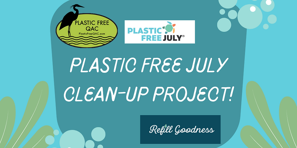 Plastic Free Clean-Up Project