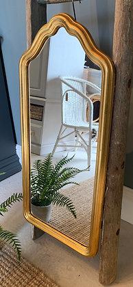 Gold Frames Mirror