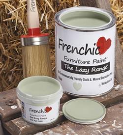 "Frenchic Launched ""The Lazy Range"""