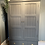 Thumbnail: Large Chunky Painted Larder Cupboard