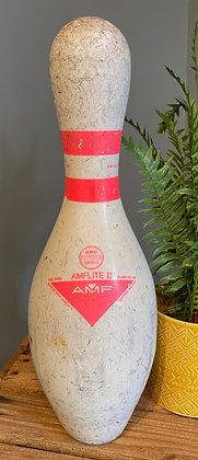 Vintage AMF Bowling Pin