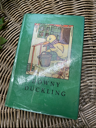 Vintage Lady Bird Book -Downy Duckling