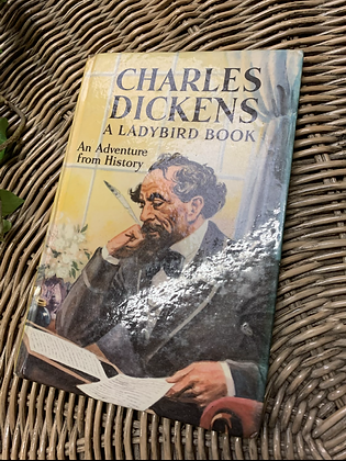 Vintage Lady Bird Book - Charles Dickens