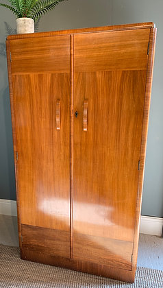 Art Deco Vintage Wardrobe