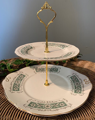 Two Tier Cake Stand (I)