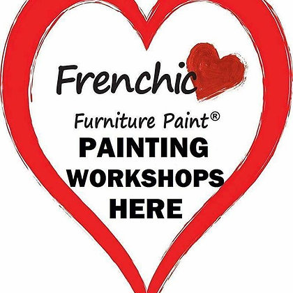 Frenchic Beginners Workshop 10am-4pm Wed 22nd April 2020