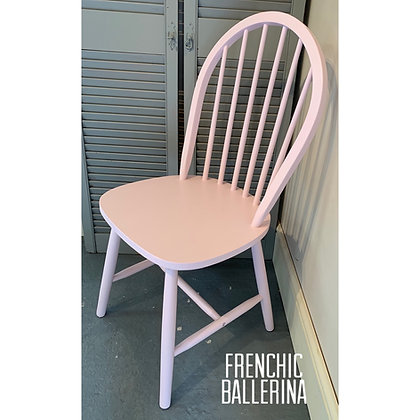 Mismatched Painted Chair - Ballerina - Pale Pink