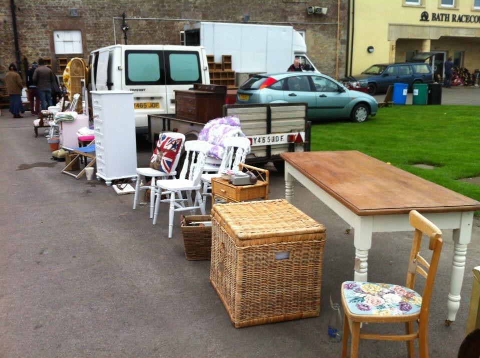 Selling Bath Racecourse Flea Market