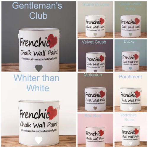 Frenchic Launch Chalk Wall Paint