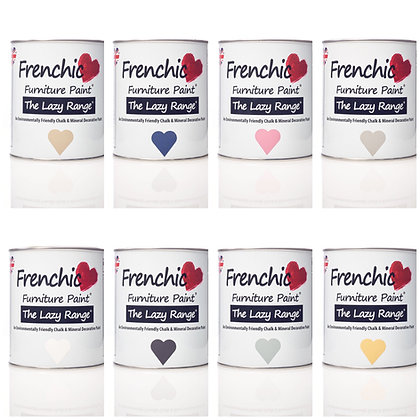 Frenchic Furniture Paint- Lazy Range 750ml Tin