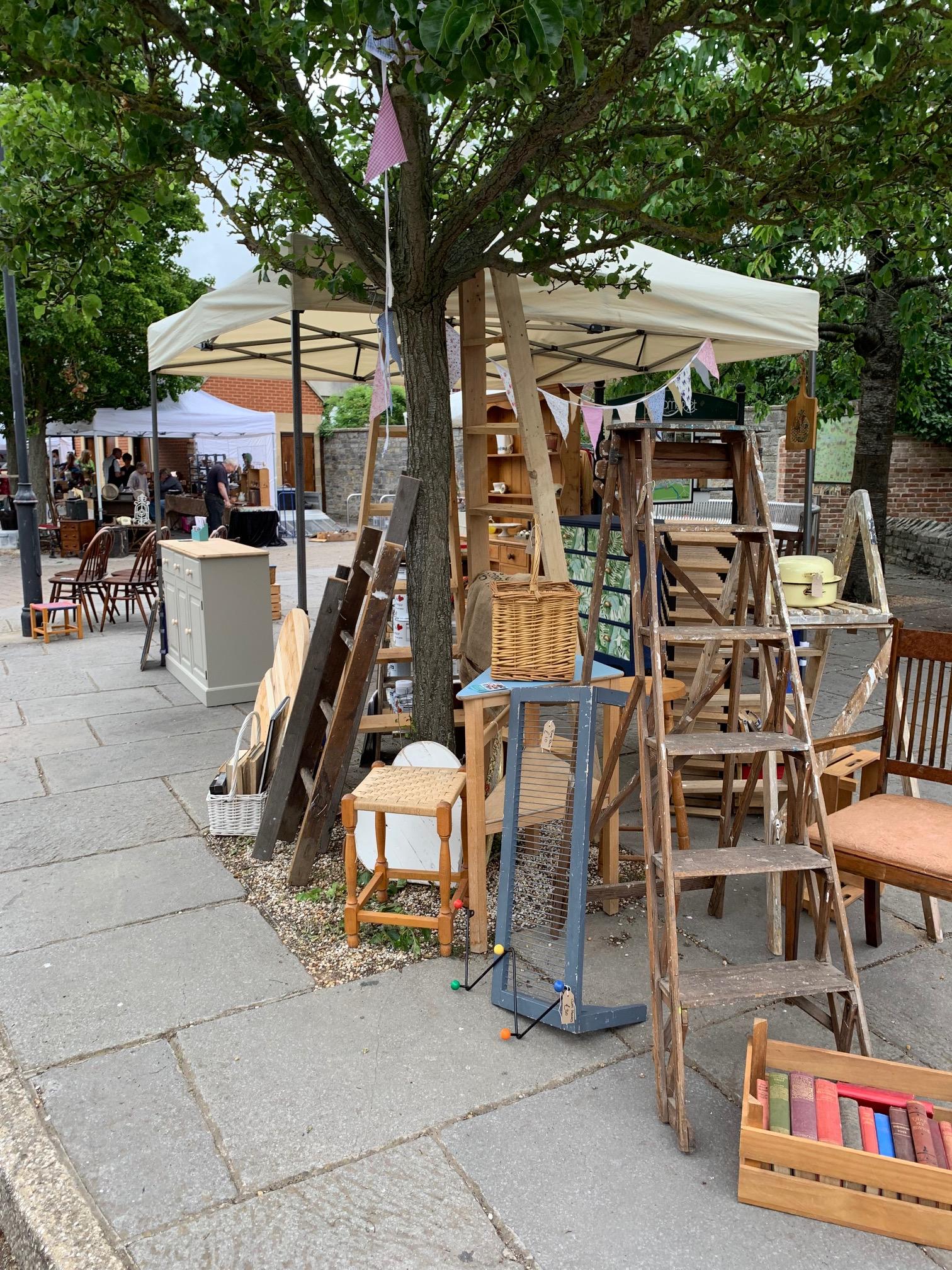 Langport Vintage Market