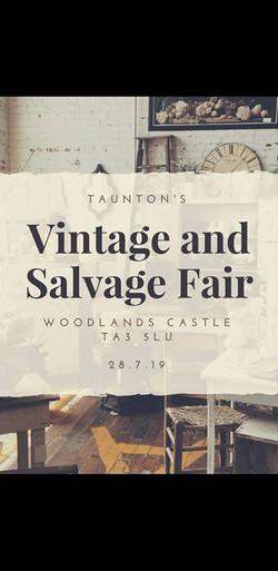 Taunton Salvage Fair