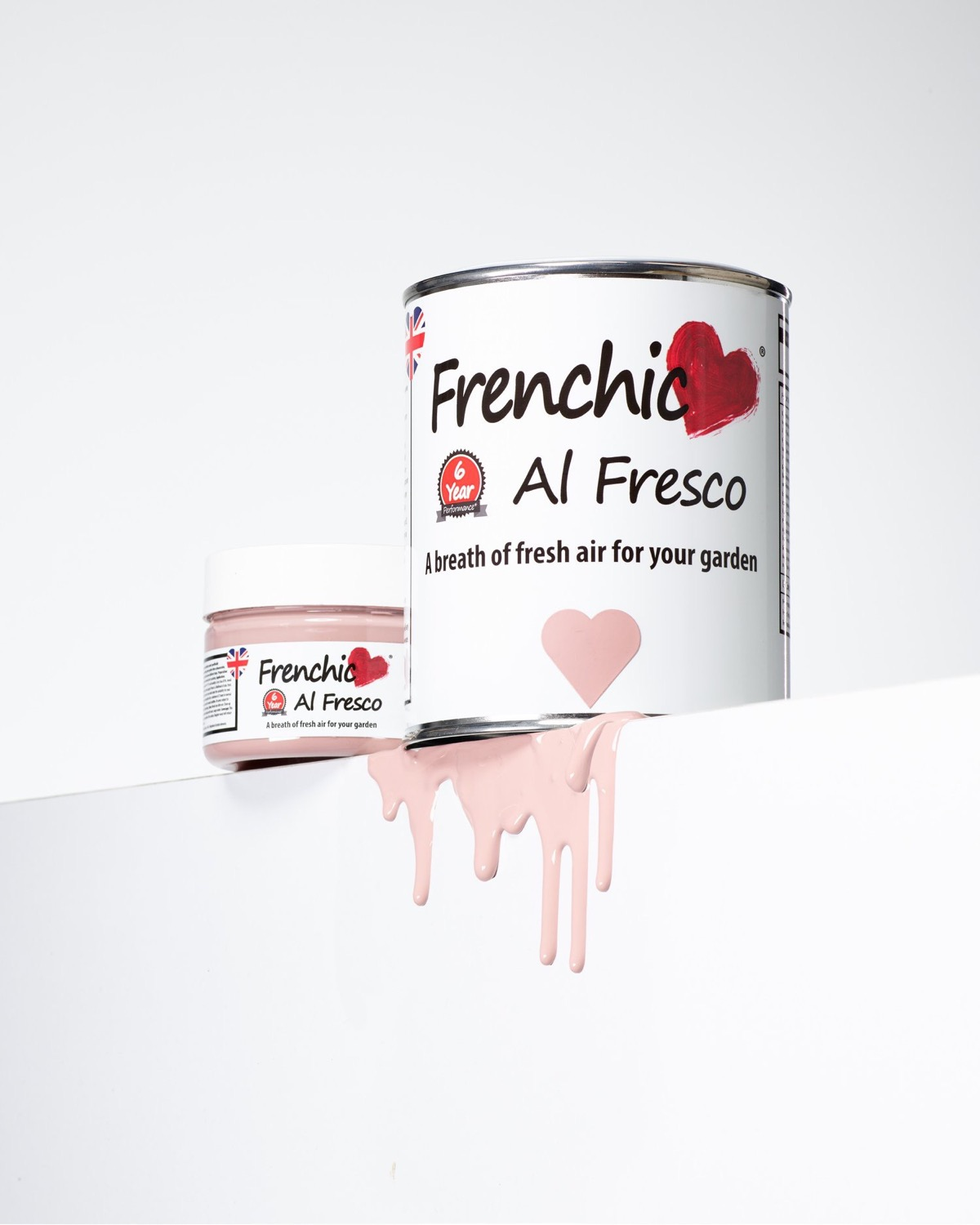Frenchic Launch 3 new Alfresco Colours!.