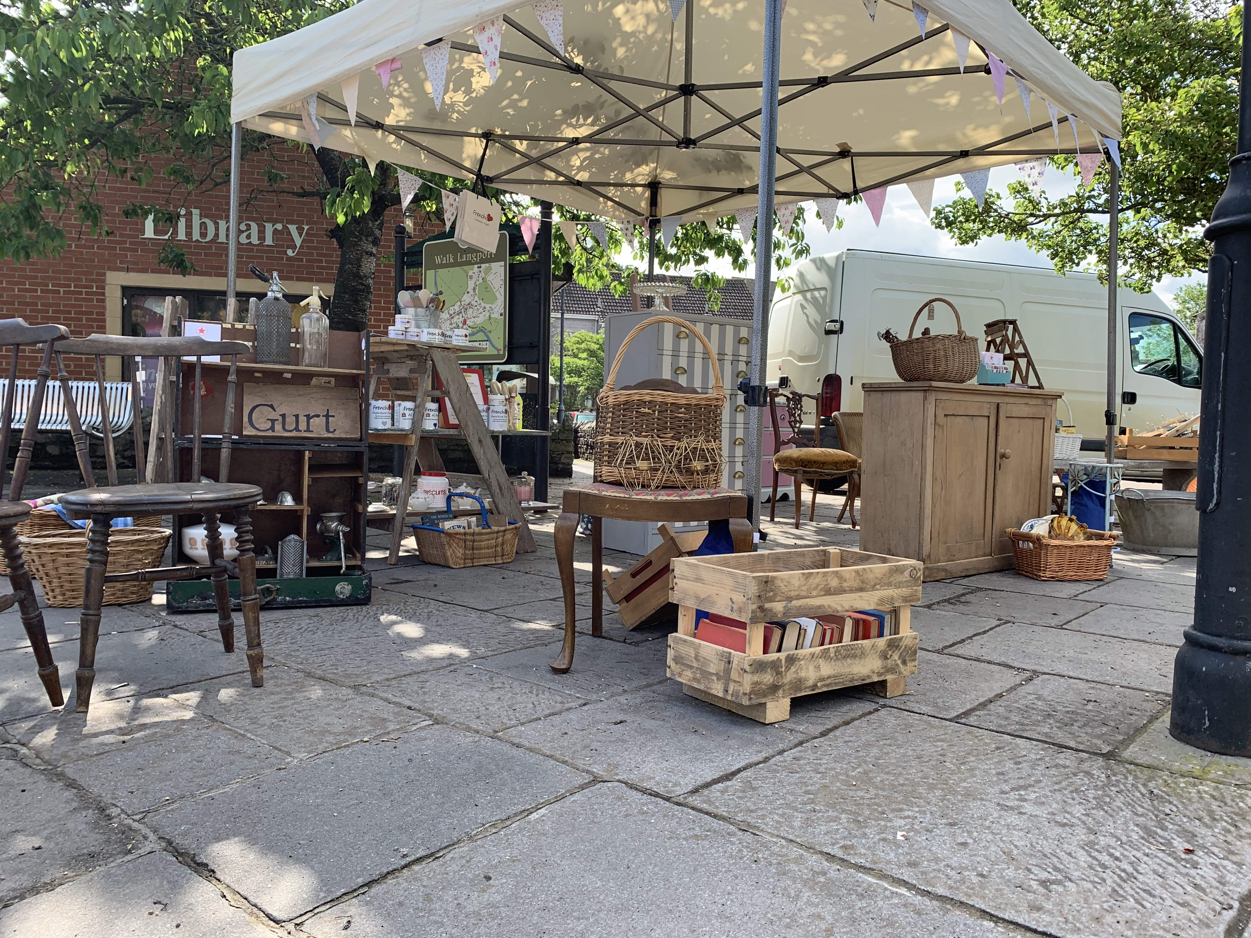 June Langport Market