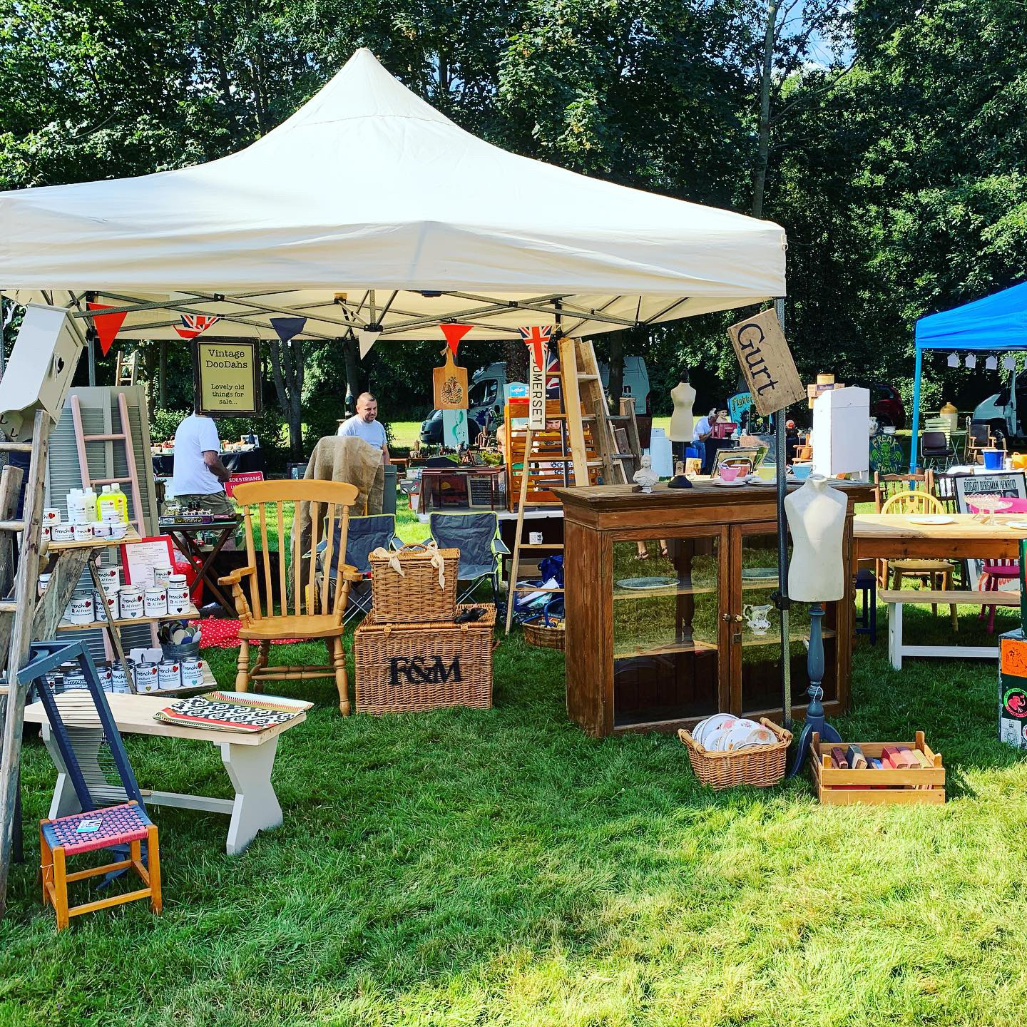 Taunton Vintage & Salvage Fair