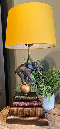 Unusual Elephant Lamp