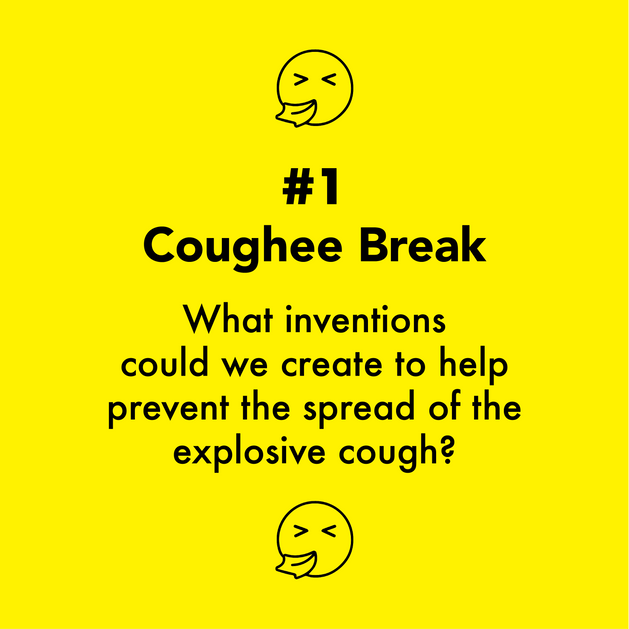 An Automatic Cough Shield