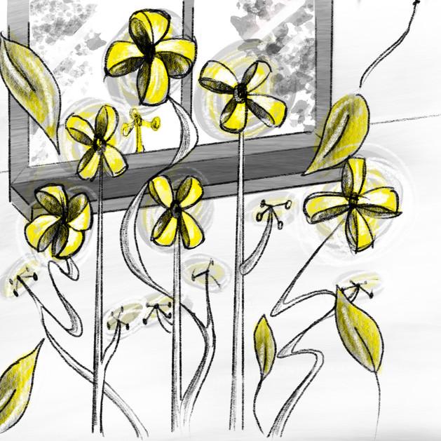 Wind Amplifying Indoor Garden