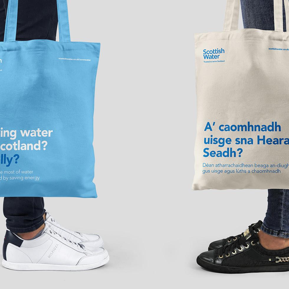Saving Water Campaign