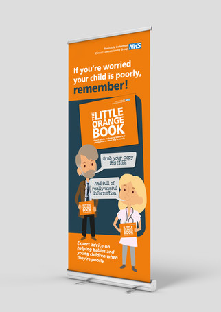 The Little Orange Book Banner