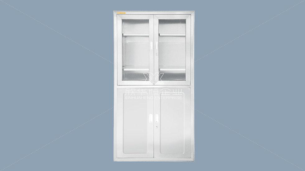 不锈钢内嵌式器械柜