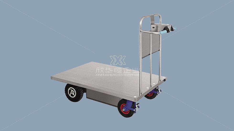 不锈钢电动送货车