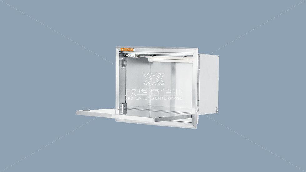不锈钢内嵌式书写台
