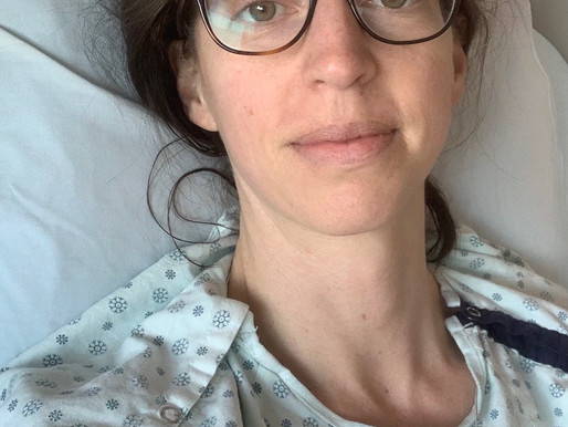 Surgery and Recovery (My Tumor Story Continued)