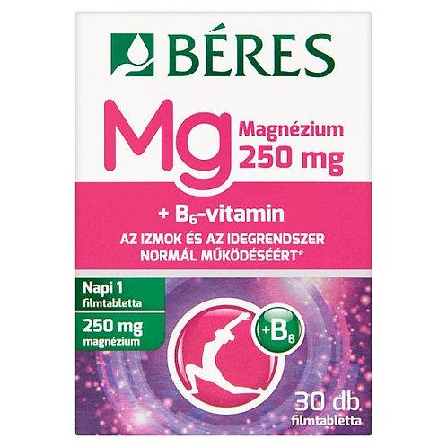 Магний+В6  250 мг в таблетках 30 шт