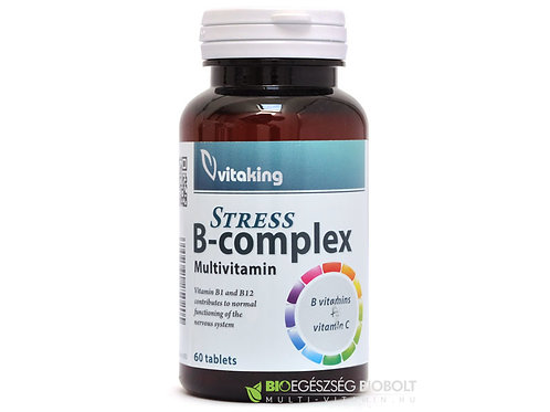 Стресс Б-комплекс 60 таблеток