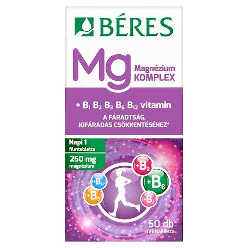 Магний 250 мг + В комплекс 50 таблеток