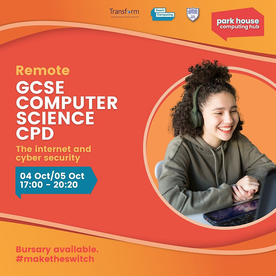 The Internet And  Cyber Security Computing CPD (Over Two Days) - Remote
