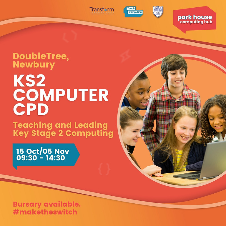 Teaching And Leading Key Stage 2 Computing CPD (Over Two Days)