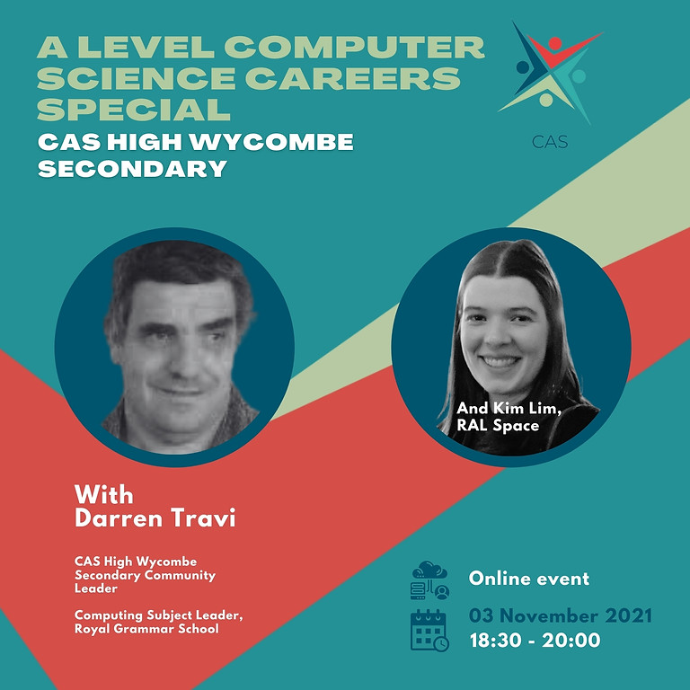 A-Level Computer Science Careers Special - Secondary Computing: Remote