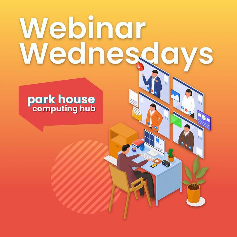 Webinar Wednesdays - First Wednesday Of Every Month
