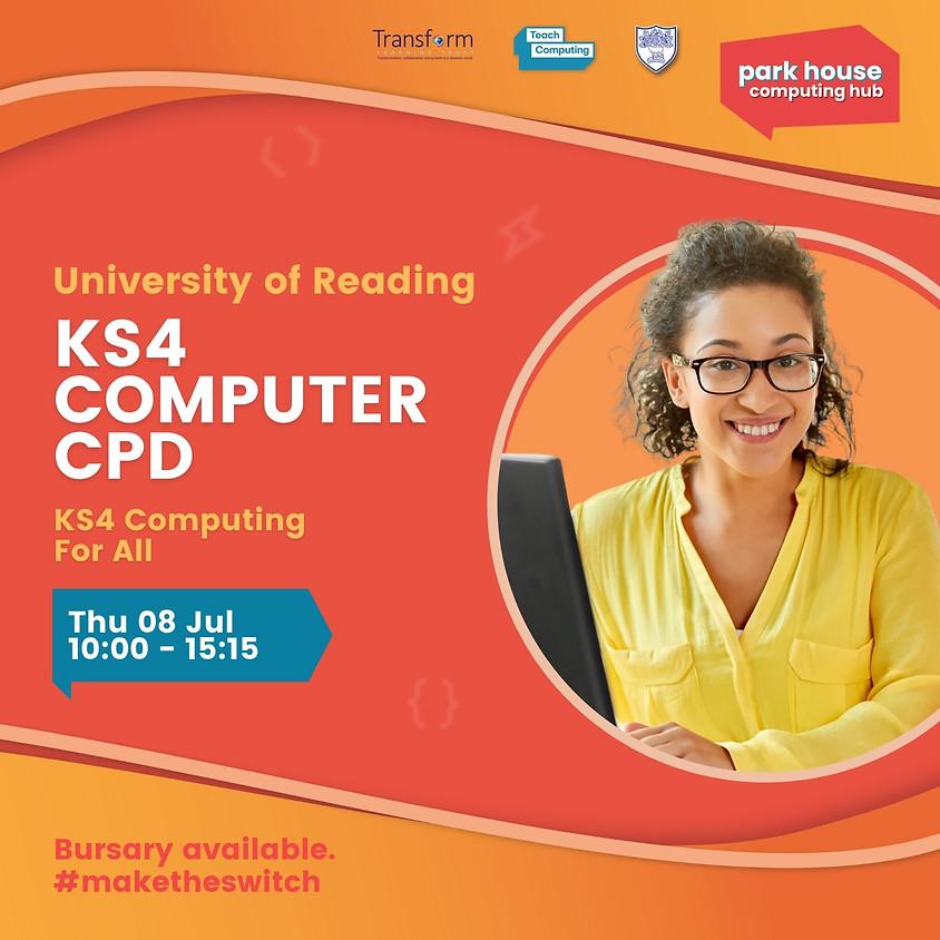 KS4 Computing For All