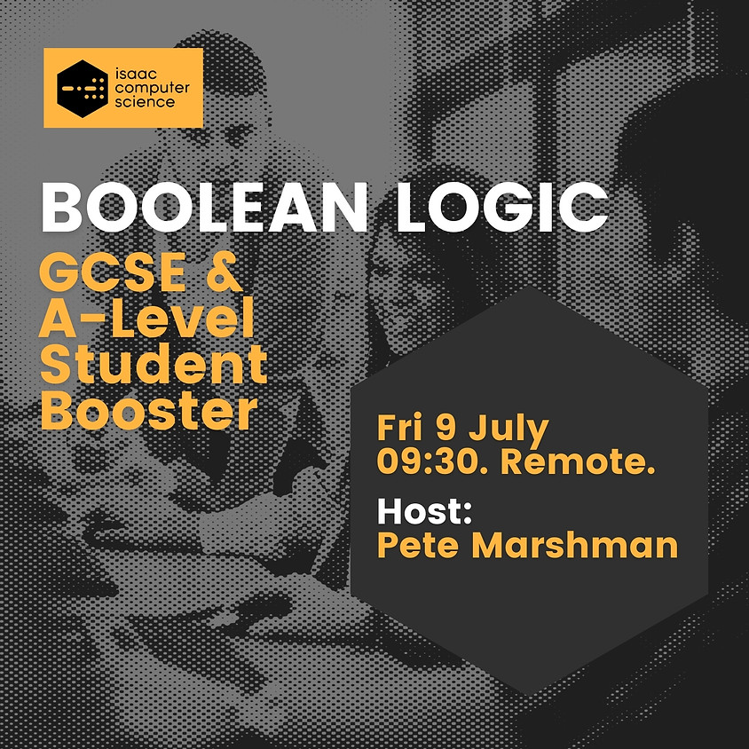 Boolean Logic - Student Booster: GCSE - A Level