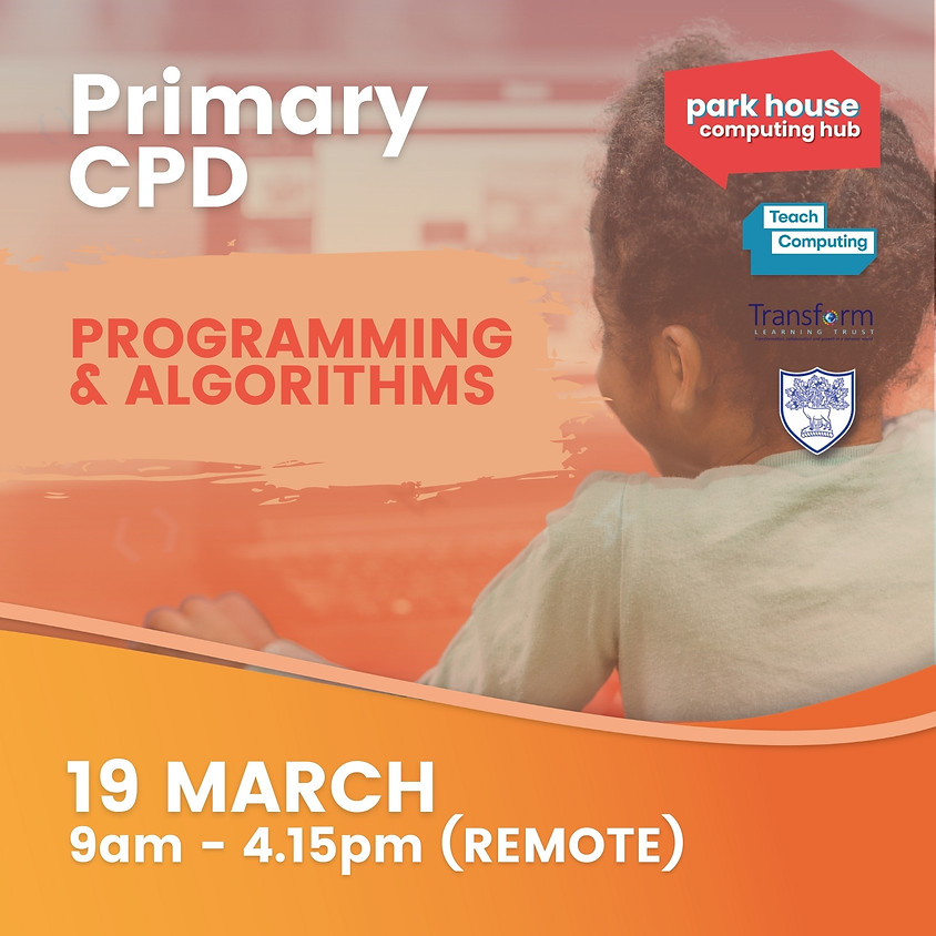 Primary Programming and Algorithms - REMOTE