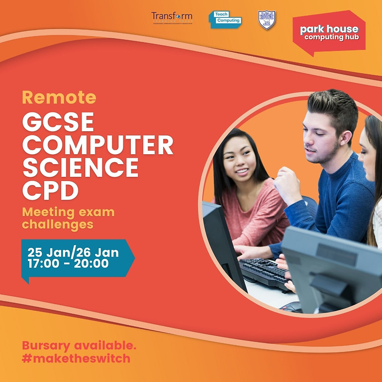 Higher Attainment In GCSE Computer Science - Meeting The Challenge Of Exams: Remote Over Two Days
