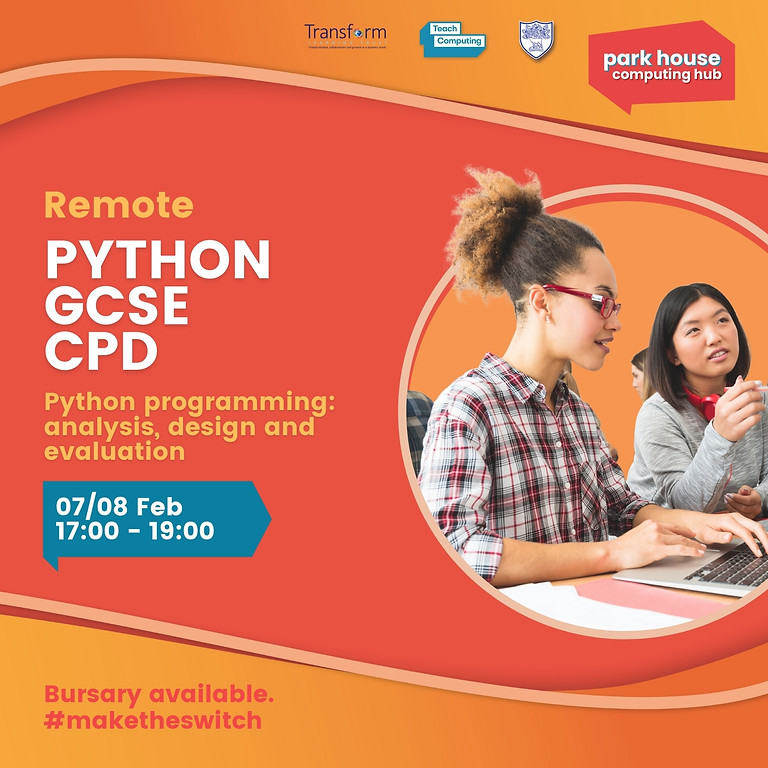 Python Programming: Analysis, Design And Evaluation: Remote Over Two Days